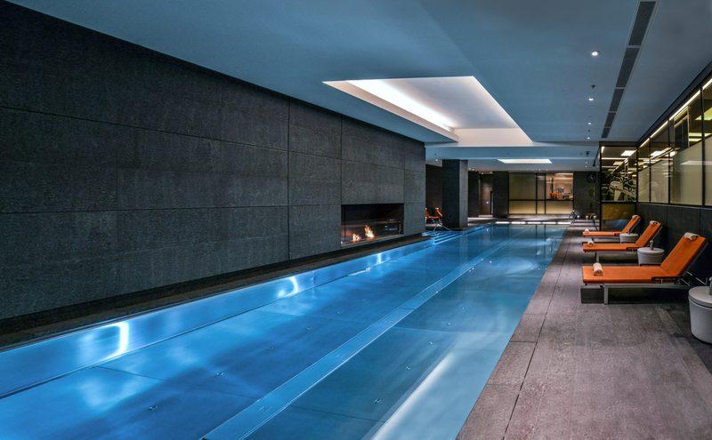 The Pool at Mandarin Oriental Hyde Park